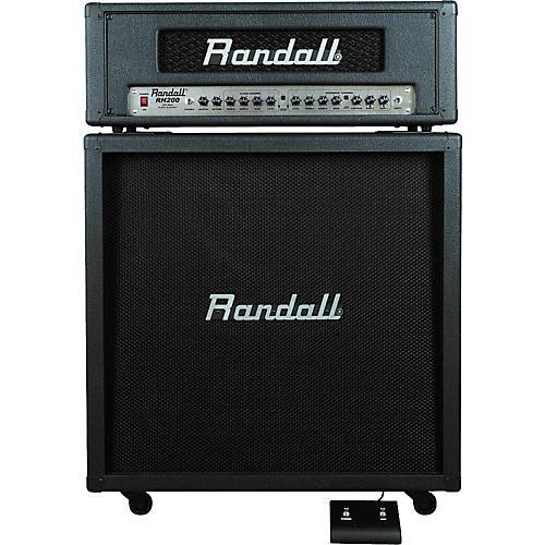 Randall RH200/R412CX Half Stack-thumbnail