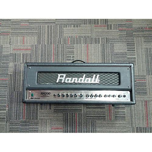Randall RH200 Solid State Guitar Amp Head-thumbnail