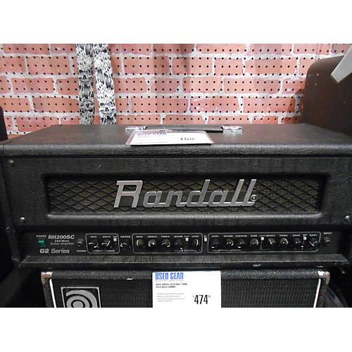 Randall RH200SC Guitar Amp Head-thumbnail