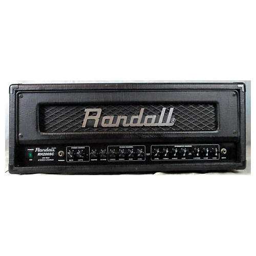 used randall rh200sc solid state guitar amp head guitar center. Black Bedroom Furniture Sets. Home Design Ideas