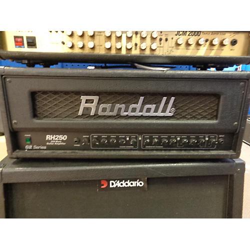 Randall RH250 Solid State Guitar Amp Head-thumbnail