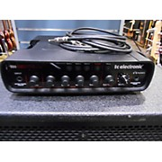 TC Electronic RH450 450W Bass Amp Head