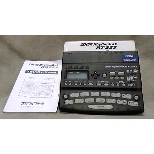 Zoom RHYTHMTRAK RT-223 Drum Machine-thumbnail