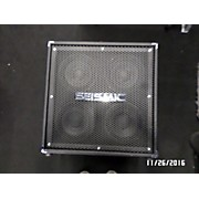 Seismic Audio RIFT 46G Bass Cabinet