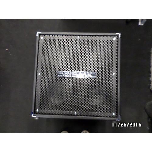 Seismic Audio RIFT 46G Bass Cabinet