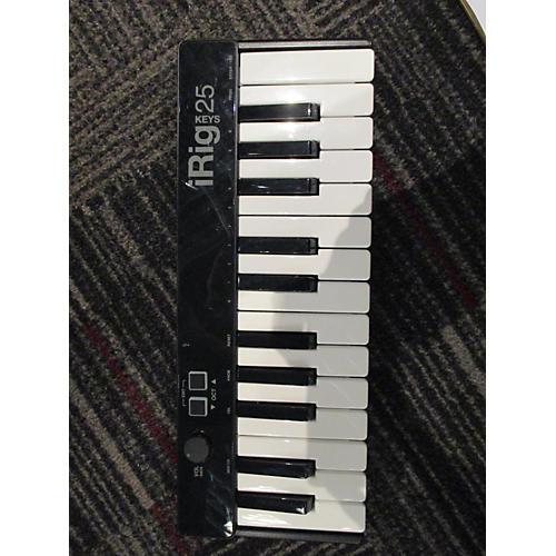 IK Multimedia RIG KEYS 25 USB MIDI Controller