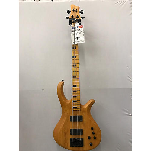 used schecter guitar research riot 4 session electric bass guitar natural guitar center. Black Bedroom Furniture Sets. Home Design Ideas