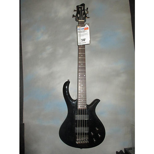 used schecter guitar research riot 5 dlx electric bass guitar black guitar center. Black Bedroom Furniture Sets. Home Design Ideas