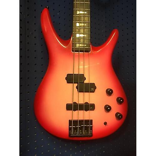 used peavey rj iv electric bass guitar pink burst guitar center. Black Bedroom Furniture Sets. Home Design Ideas