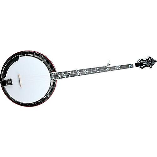 Recording King RK-R80 Professional Banjo Natural