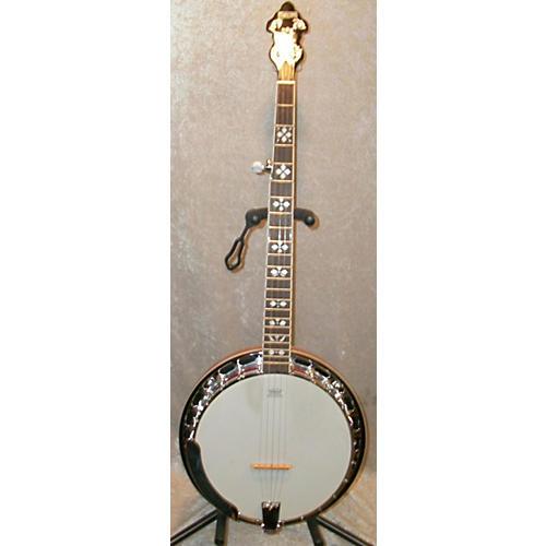 Recording King RKR20 Bluegrass Series Songster Banjo-thumbnail