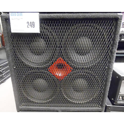 Carvin RL410T 600W 8OHM Bass Cabinet