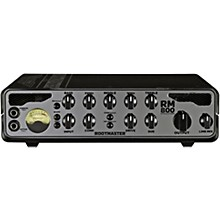 Ashdown RM-800-EVO Rootmaster 800W Bass Amp Head Level 1 Black and Silver