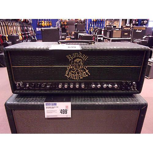 Randall RM100LB LYNCH BOX Tube Guitar Amp Head