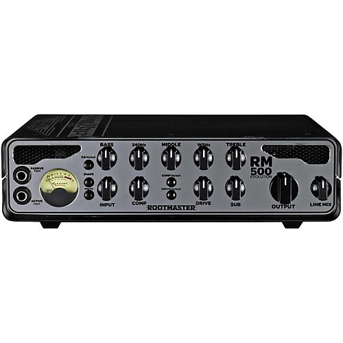 Ashdown RM500 Rootmaster 500W Bass Amplifier Head-thumbnail