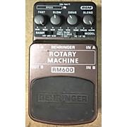 Behringer RM600 Rotary Machine Effect Pedal