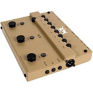 Lehle RMI Acouswitch IQ DI--Pro Equipment Pedal by Lehle