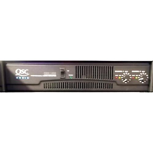 QSC RMX1450 Power Amp-thumbnail