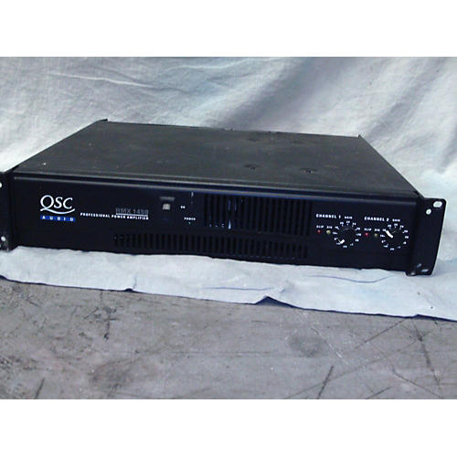 QSC RMX1450 Power Amp