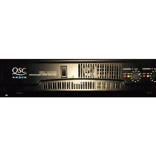 QSC RMX1850HD Power Amp-thumbnail
