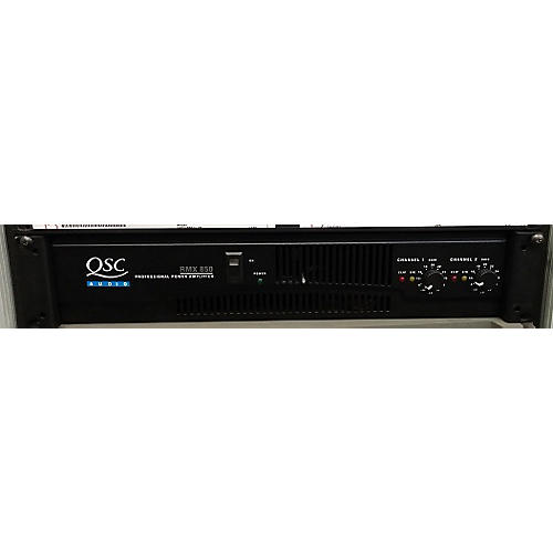 QSC RMX850 Power Amp