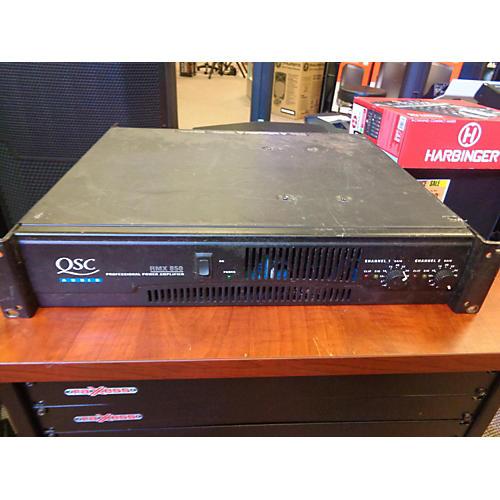 QSC RMX850 Power Amp