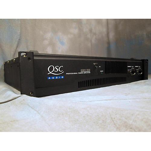 QSC RMX850 Power Amp-thumbnail