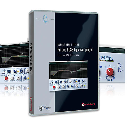 Steinberg RND Portico 5033 EQ Plug-in