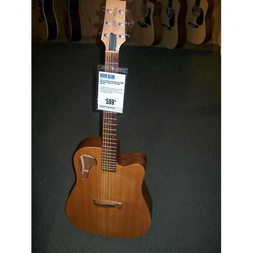 Tacoma ROAD MASTER RM6C Acoustic Electric Guitar-thumbnail