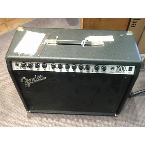 used fender roc pro 1000 guitar combo amp guitar center. Black Bedroom Furniture Sets. Home Design Ideas