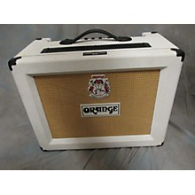 Orange Amplifiers ROCKER 30 WHITE TOLEX Tube Guitar Combo Amp