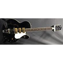 HARMONY ROCKET HAR59BK Hollow Body Electric Guitar