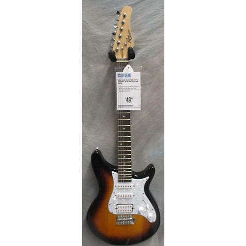 Rogue ROCKETEER S STYLE Solid Body Electric Guitar