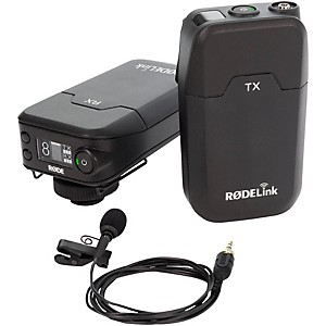 Rode Microphones RODElink Filmmaker Kit by Rode Microphones