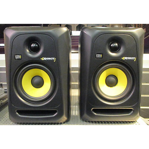 KRK ROKIT 5 G3 PAIR Black Powered Monitor