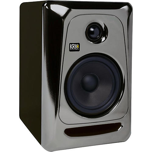 KRK ROKIT 5 G3 Powered Studio Monitor, Electric Silver Limited Edition-thumbnail