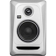 KRK ROKIT 5 G3 Powered Studio Monitor, Silver Black Limited Edition Level 1