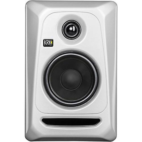 KRK ROKIT 5 G3 Powered Studio Monitor, Silver Black Limited Edition-thumbnail
