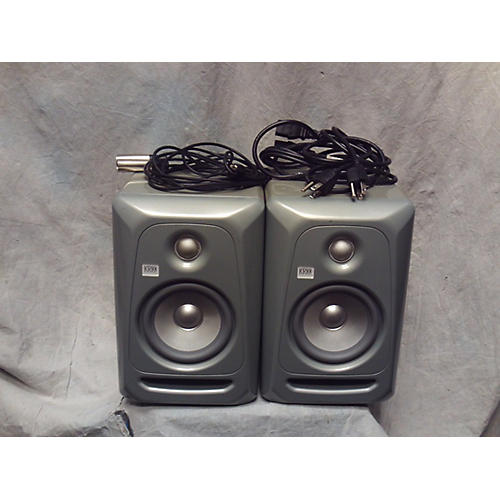 KRK ROKIT 5 SILVER PAIR Powered Monitor