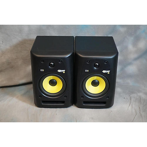 KRK ROKIT 6 GEN 2 PAIR Black Powered Monitor