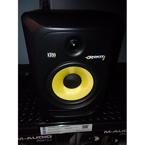 KRK ROKIT 8 PAIR Powered Monitor