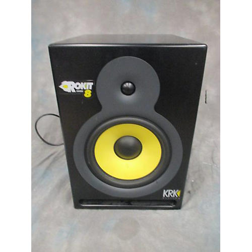 KRK ROKIT 8 Powered Monitor-thumbnail
