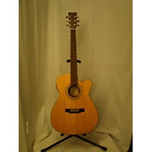 Recording King ROM-06-CFE4 Acoustic Electric Guitar