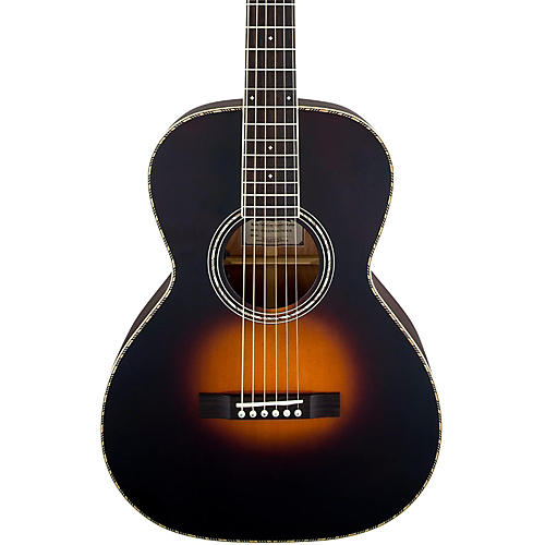 Gretsch Guitars ROOTS COLLECTION G9531E-GCFSR Style 3 Double-0 Grand Concert Acoustic-Electric Guitar-thumbnail