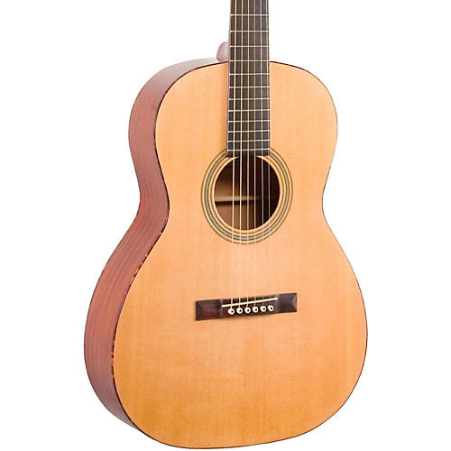 Recording King ROS-06 Classic Series 12th Fret OOO Solid-Top Acoustic Guitar Natural