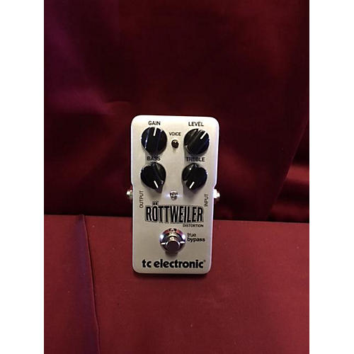 TC Electronic ROTTWEILER Effect Pedal-thumbnail