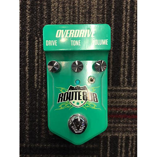 Visual Sound ROUTE 808 OVERDRIVE Effect Processor