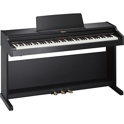Roland RP-301 Digital Piano (Satin Black)-thumbnail