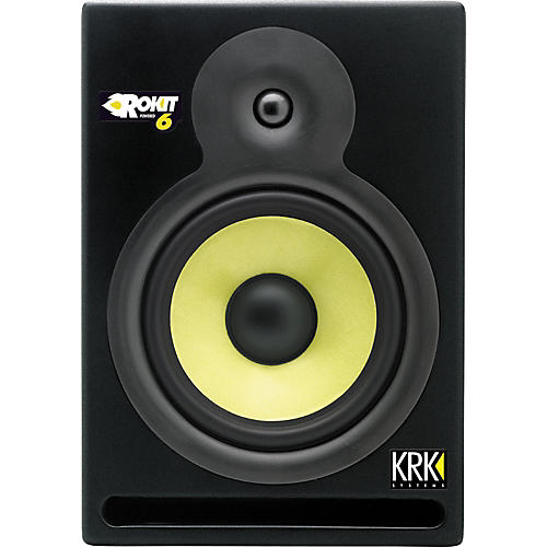 KRK RP-6 Rokit Powered Reference Studio Monitor