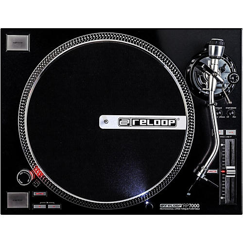 Reloop RP-7000 High-Torque Turntable Black